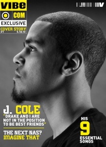 J.Cole vibe cover