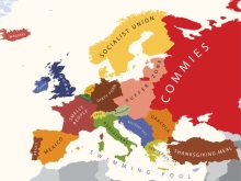 How the US Views Europe (some fun)