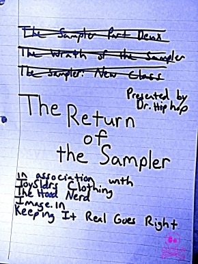 It's The Return Of The Sampler: New Music From Everybody…