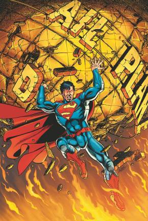 Another One Bites the Dust: Superman Gets a New Writer