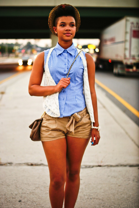 Shorts For Women Outfit